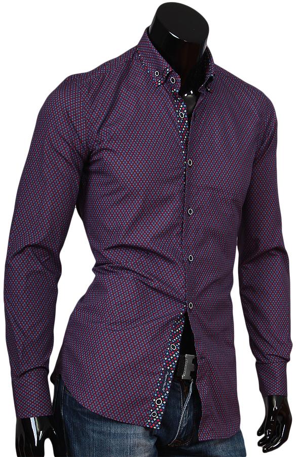 Плотные рубашки мужские фото