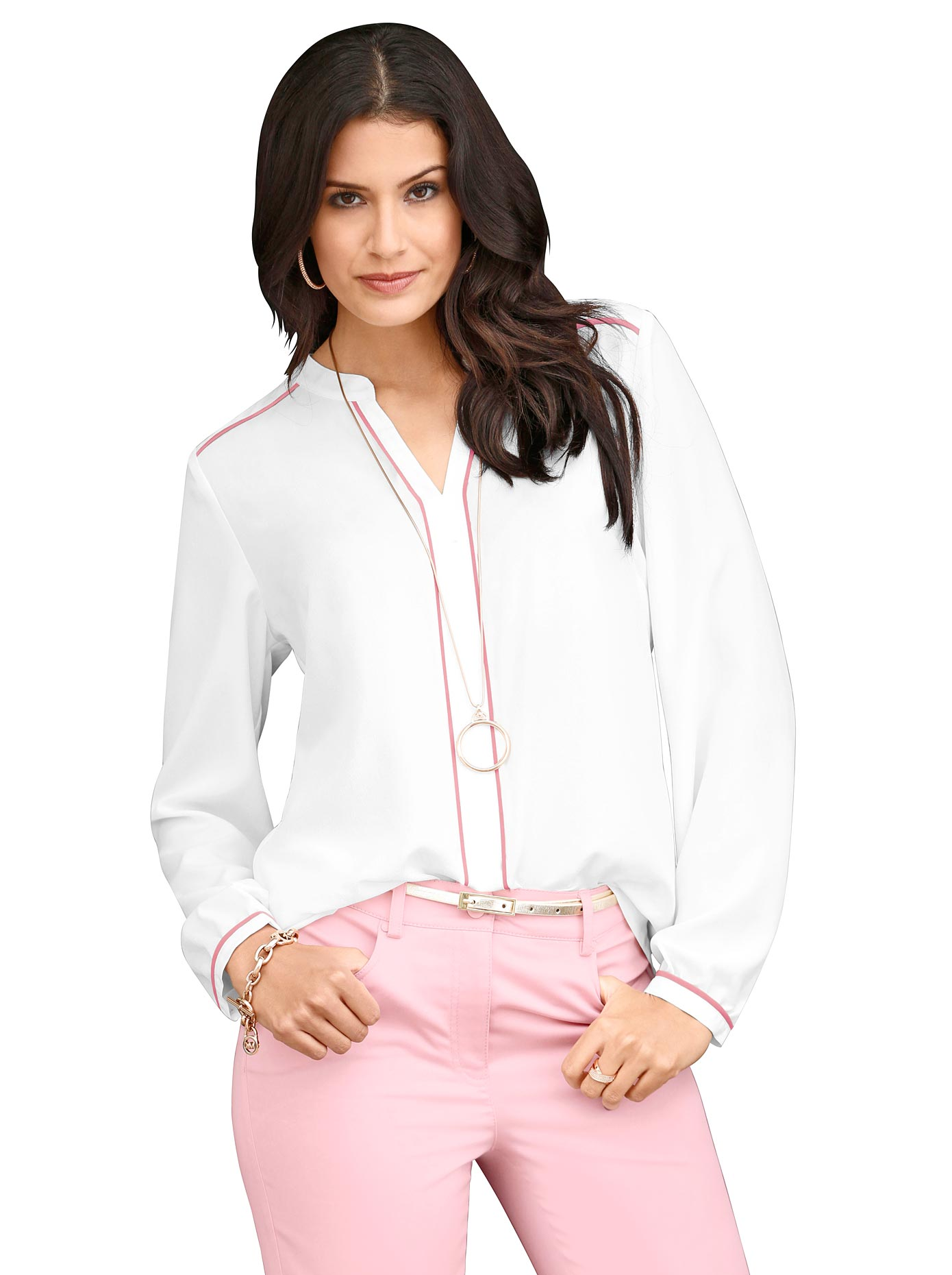 Купить онлайн блузку