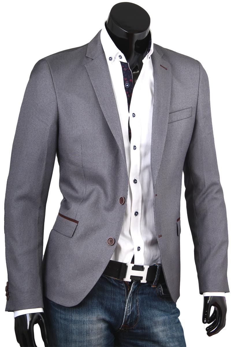 Пиджаки мужские casual фото