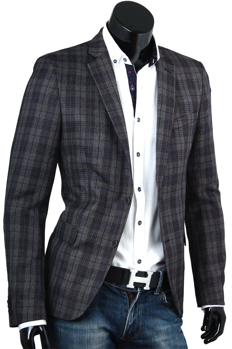 Повседневные пиджаки мужские фото