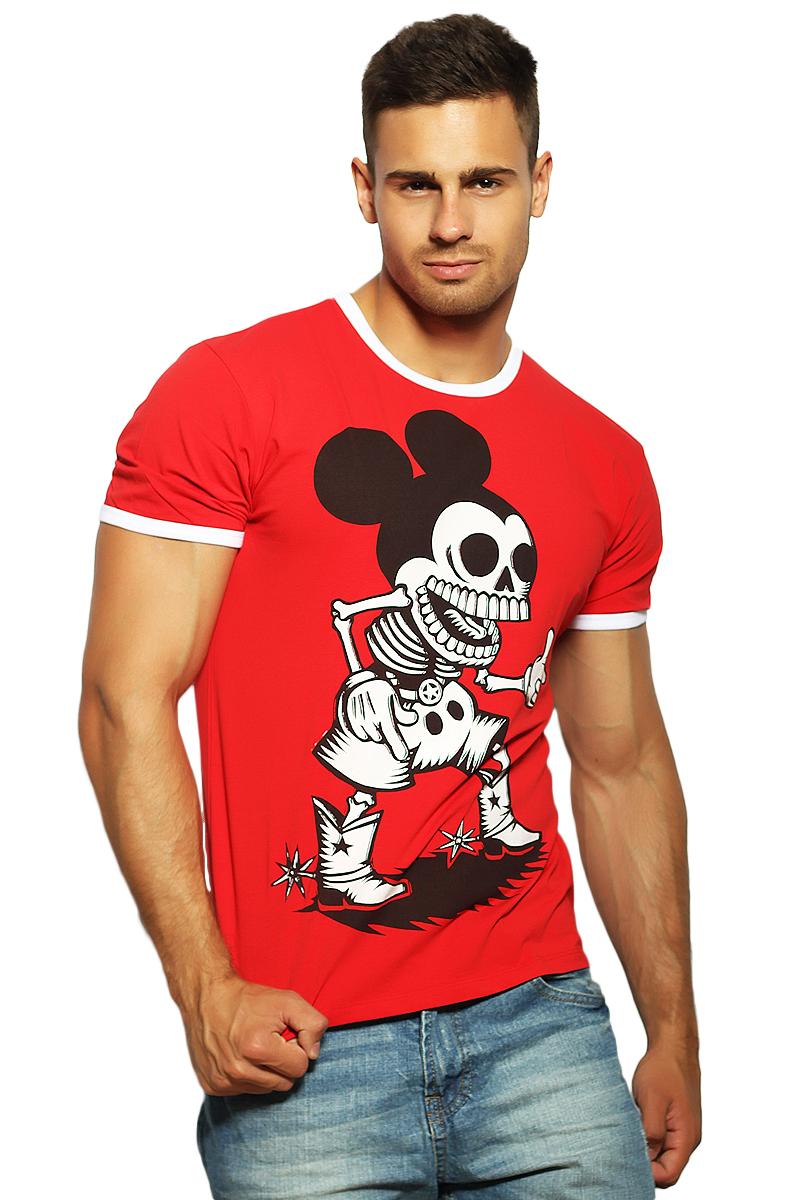 Самые модные мужские футболки