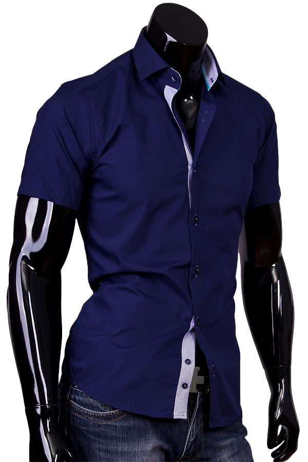 Мужские рубашки Mondigo