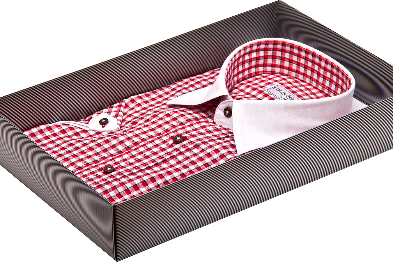 Мужские рубашки Greg
