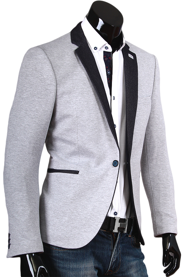 Пиджаки молодежные мужские