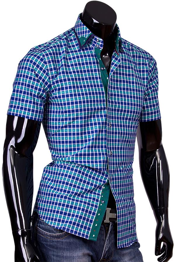 Рубашки на выпуск мужские