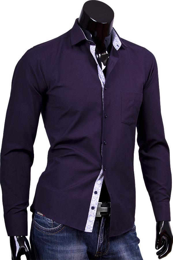 Мужские рубашки из вискозы фото