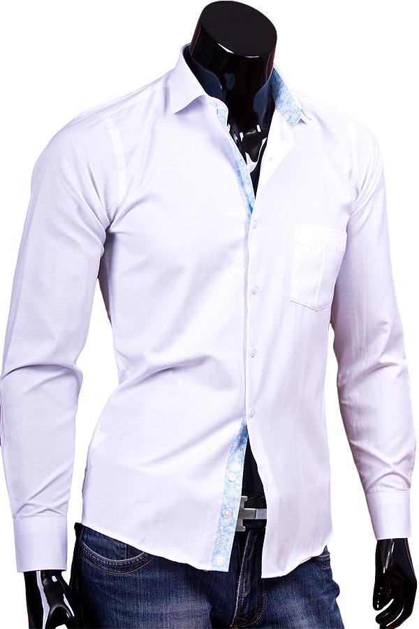 Виды мужских рубашек - классичекая