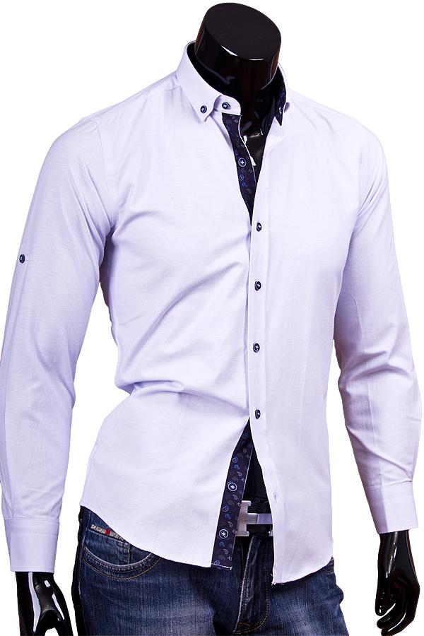 Мужские рубашки свободного кроя фото