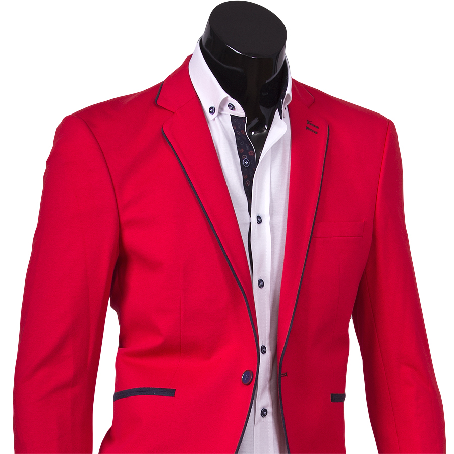 Пиджаки мужские приталенные фото