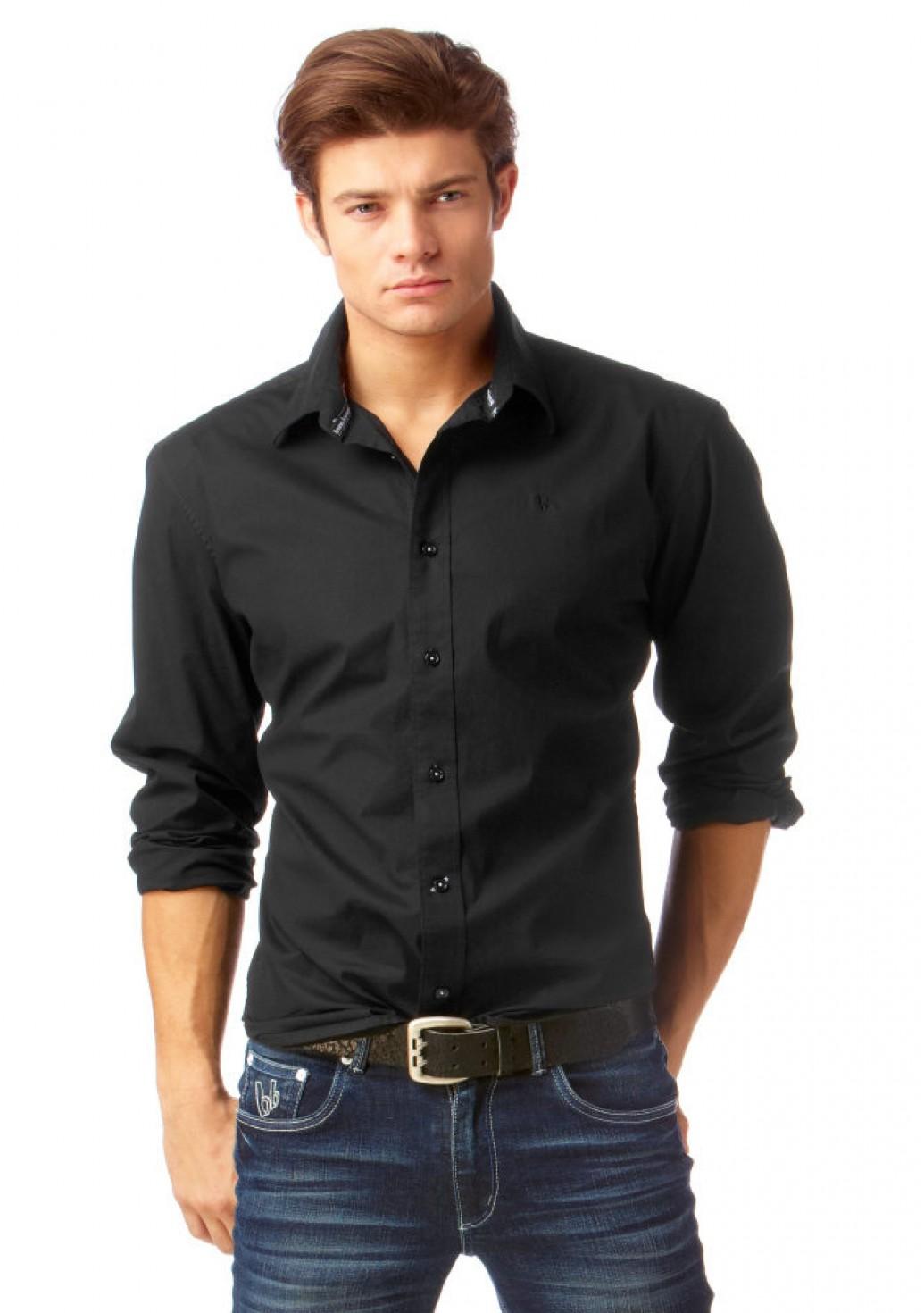 Повседневные рубашки мужские