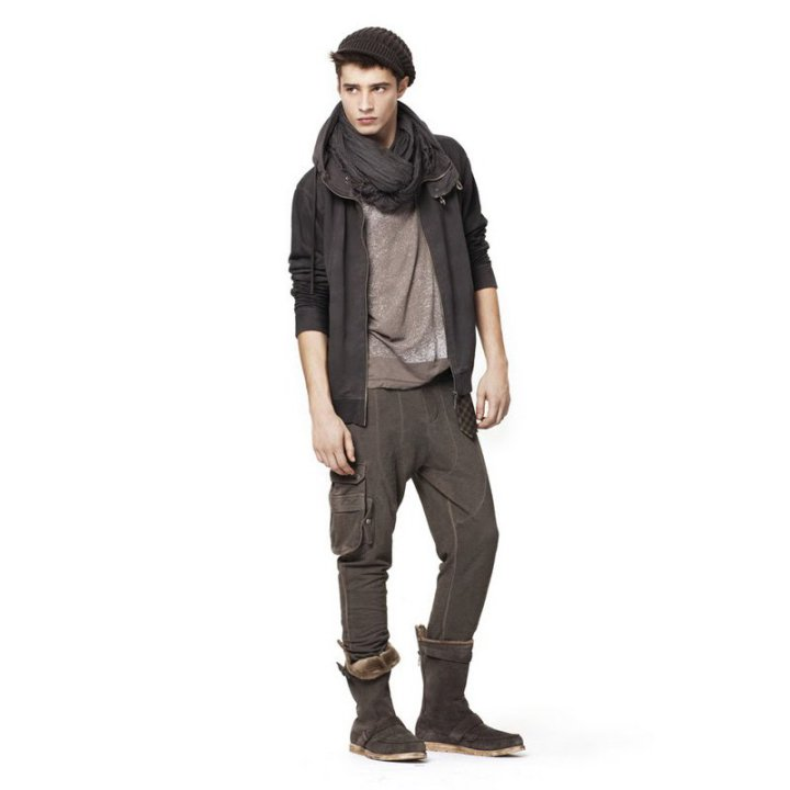 Мужская мода 2018 года: с размахом