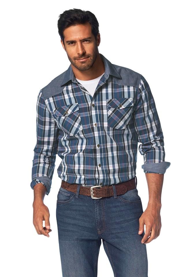 Брендовые рубашки мужские фото