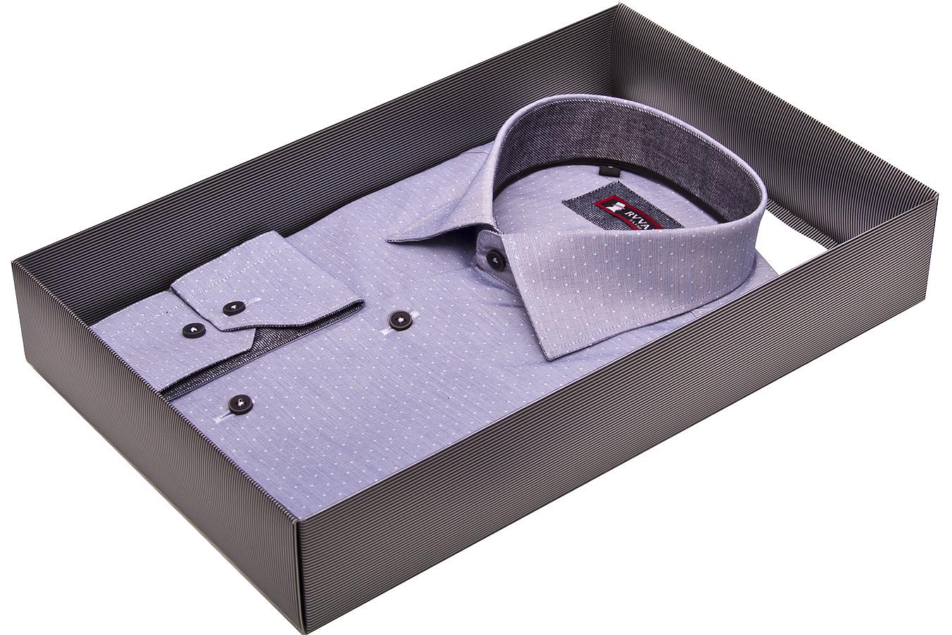 Классические приталенные рубашки фото