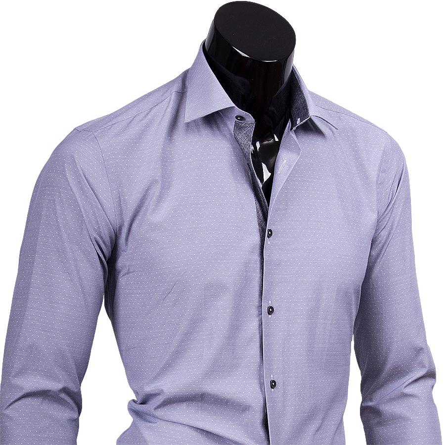Мужские рубашки оксфорд фото