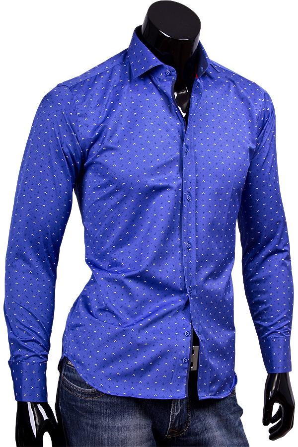 Мужские рубашки в обтяжку фото