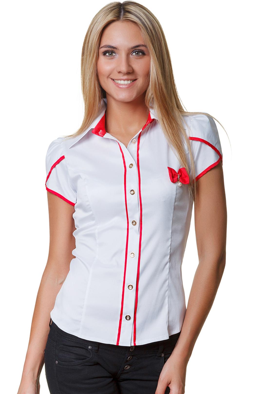 Оригинальные женские рубашки фото