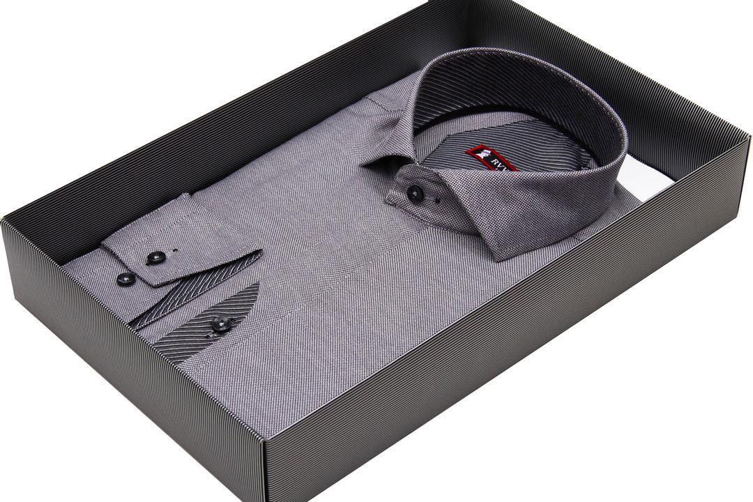 af540a80071 Серые мужские рубашки купить недорого в Москве