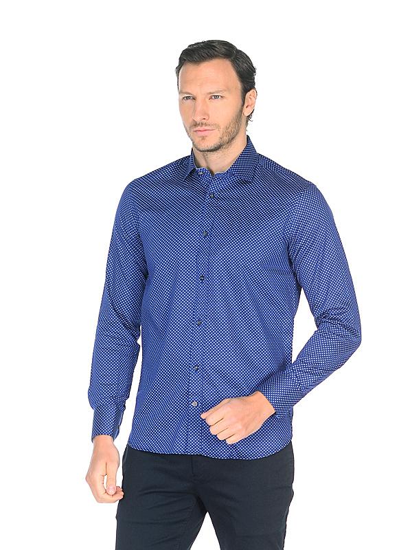 Мужские рубашки с длинным рукавом фото